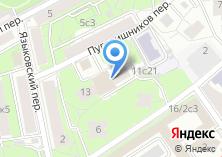 Компания «Михайлов и коллеги» на карте