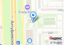 Компания «Asmotors» на карте