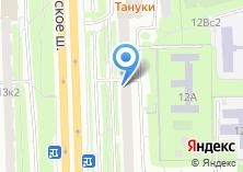 Компания «Мерлион» на карте