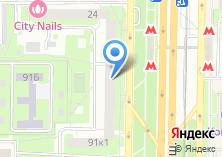 Компания «Магазин одежды и обуви на Алтуфьевском шоссе» на карте