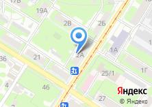 Компания «Общество инвалидов Советского района г. Тулы» на карте