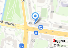 Компания «АЛОЭ» на карте