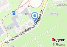 Компания «Ветпром» на карте