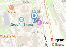 Компания «Octagon» на карте