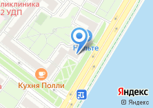 Компания «Фрунзенская-34» на карте