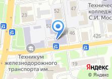Компания «Мировые судьи Советского района» на карте