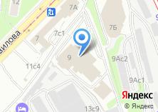 Компания «Группа компаний Альтернатива» на карте