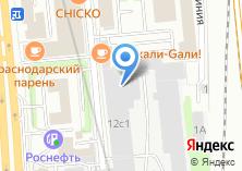 Компания «Альфа Звук» на карте