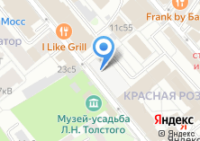Компания «КБ Русский Торговый Банк» на карте
