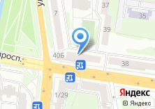 Компания «Реликт» на карте