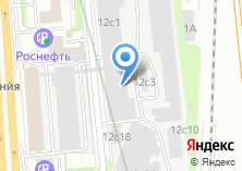 Компания «Восточный базар сеть ресторанов быстрого питания» на карте