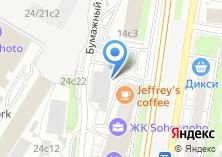 Компания «Фурнитурный завод» на карте