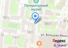 Компания «Городская усадьба» на карте