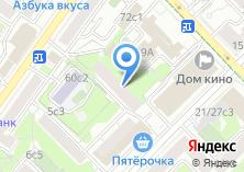 Компания «ВС Group» на карте