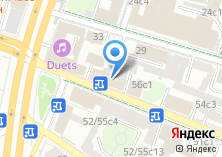 Компания «Siberia» на карте