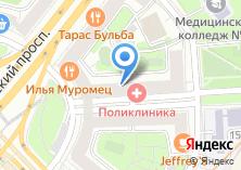 Компания «Спортивный магазин серебряный конёк» на карте