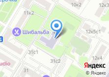Компания «Средняя общеобразовательная школа №197» на карте