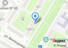 Компания «Эльтана» на карте