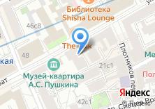 Компания «Букет-Элит» на карте