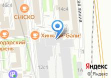 Компания «Хинкали Гали» на карте