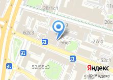 Компания «Хлебная лавка» на карте