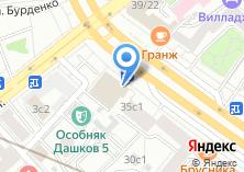 Компания «Фундаментальная библиотека» на карте