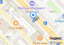 Компания «Havas» на карте