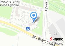 Компания «Детский сад №2708» на карте