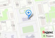 Компания «Средняя общеобразовательная школа №250» на карте