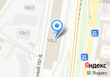Компания «ТопТелеком» на карте