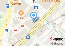 Компания «Farmer`s Diner» на карте