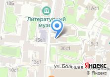 Компания «Горзеленхоз №1» на карте
