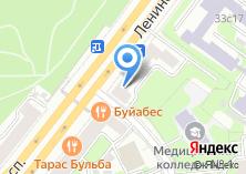 Компания «podshivaem.ru» на карте