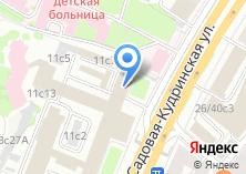 Компания «Федеральная антимонопольная служба РФ» на карте