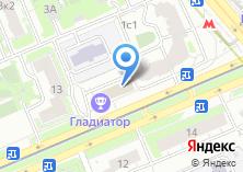 Компания «Хутор» на карте