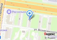 Компания «ЖЭУ №7 Центрального района» на карте