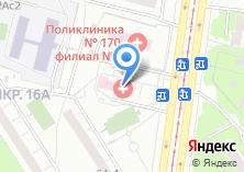 Компания «Детская поликлиника №92» на карте