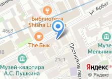 Компания «Булгаков» на карте