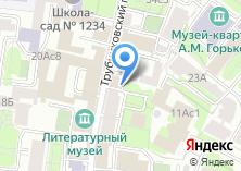 Компания «Совет по детской книге России» на карте