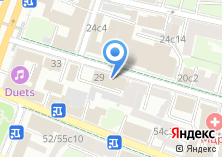 Компания «ИнтерСервисИнвест» на карте