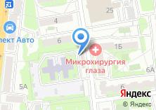Компания «Строящееся административное здание по ул. Вересаева» на карте