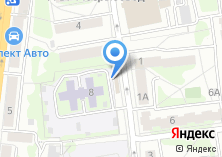 Компания «Магазин зоотоваров на ул. Вересаева» на карте