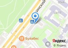 Компания «Жилищный комплекс *итальянский квартал*» на карте