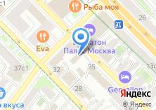 Компания «Урбан Графикс» на карте