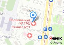 Компания «Здоровая Россия» на карте
