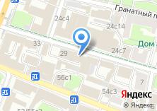 Компания «Стройинвест Технологии» на карте