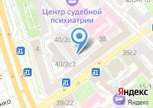 Компания «TERRA LEGE» на карте