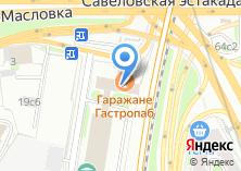 Компания «Бином» на карте