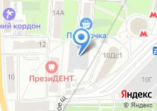 Компания «Эгида-Сервис» на карте