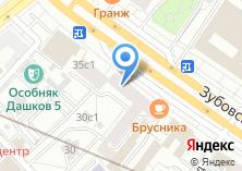 Компания «Iguides.ru» на карте